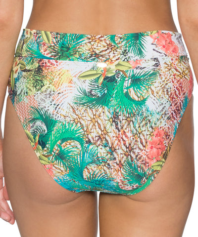 Sunsets Separates Tahitian Dream - Summer Lovin' V-Front High Waist Bikini Bottom