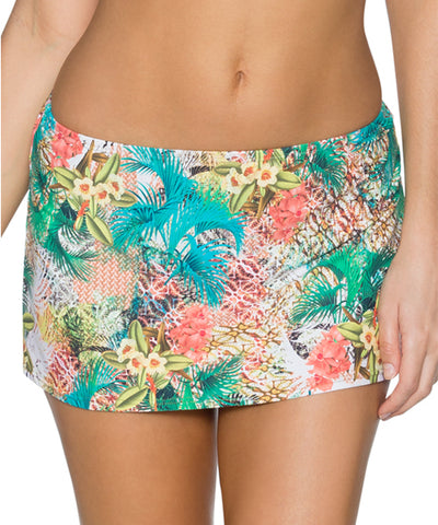 Sunsets Separates Tahitian Dream - Kokomo Contemporary Swim Skirt Bikini Bottom