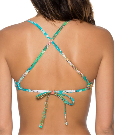 Sunsets Separates Tahitian Dream - Jayne X-Back Bikini Top