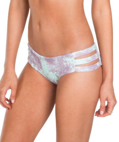 B. Swim Hana Batik - Palm Pucker Pant Bikini Bottom