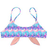Kovey - Wayfare Reversible Bikini Top in Lombok - Beachbliss Swimwear & Apparel - 1