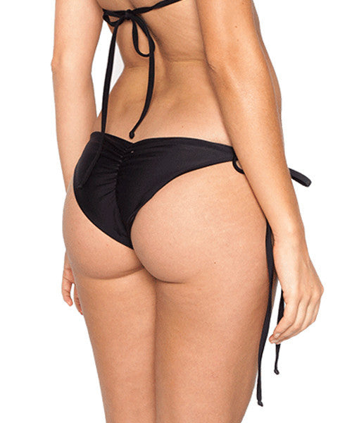 Beach Riot Black Label Collection - Reveal Bikini Bottom - Beachbliss Swimwear & Apparel - 4