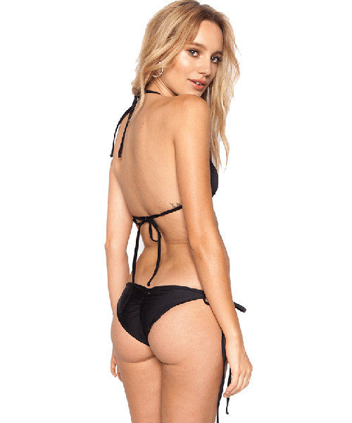 Beach Riot Black Label Collection - Reveal Bikini Bottom - Beachbliss Swimwear & Apparel - 3