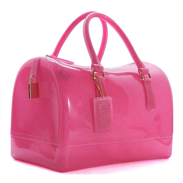 Candy Glitter Satchel