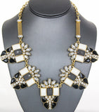 Fontainebleau Collar Necklace