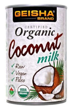 Load image into Gallery viewer, Organic Coconut Milk