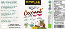 Load image into Gallery viewer, Organic Coconut Nectar