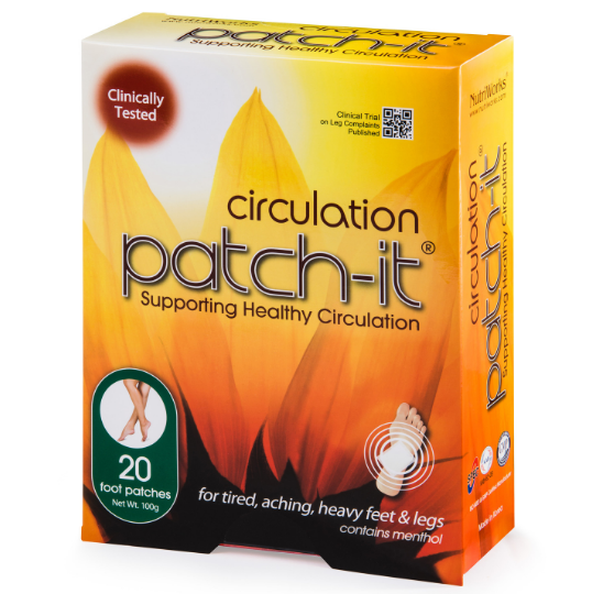 CIRCULATION PATCH-IT:  20 PACK