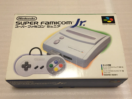 Super Famicom Jr. System - Boxed + 3 games - RetroAsia - 1