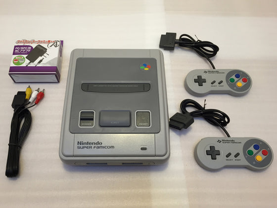 Super Famicom System - Capcom set - RetroAsia - 1