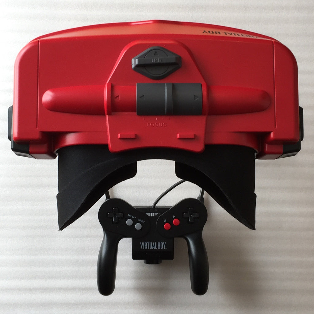 Virtual Boy System set - RetroAsia - 1