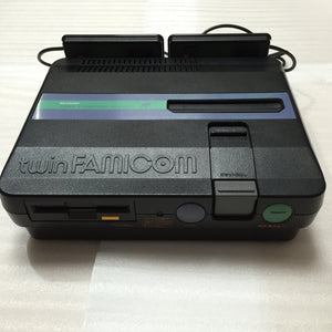 NESRGB Modded Twin Famicom set (AN-505-BK) - RetroAsia - 2