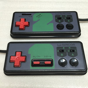 NESRGB Modded Twin Famicom set (AN-505-BK) - RetroAsia - 12