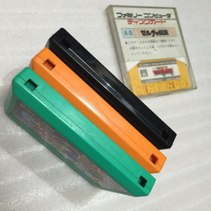 NESRGB Modded Twin Famicom set (AN-505-BK) - RetroAsia - 16