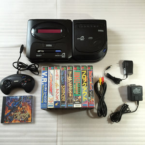 Megadrive 2 + Mega-CD 2 set - RetroAsia - 1