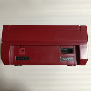 NESRGB Modded AV Famicom with Disk System set
