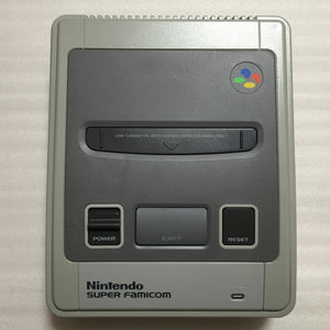 1 CHIP Super Famicom system with 2 games