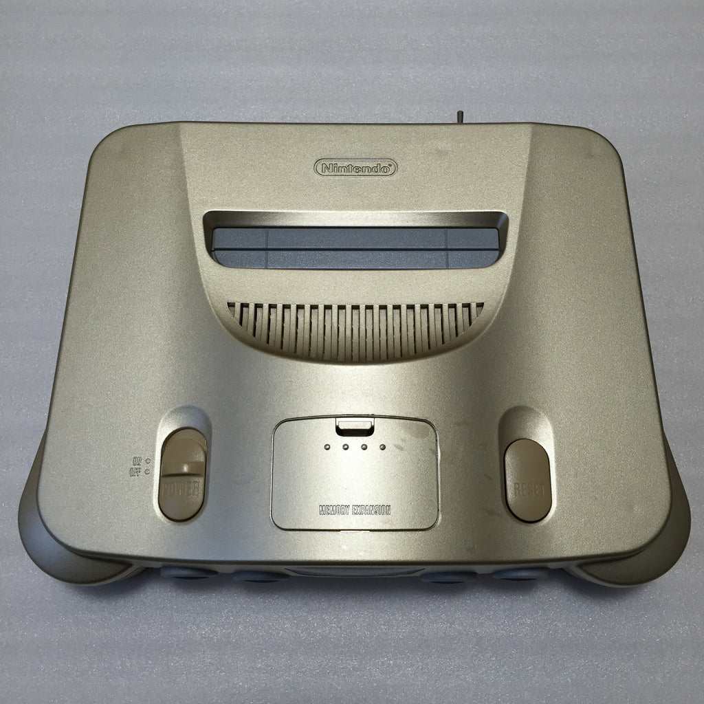N64RGB Modded Nintendo 64 set - compatible with JP and US games