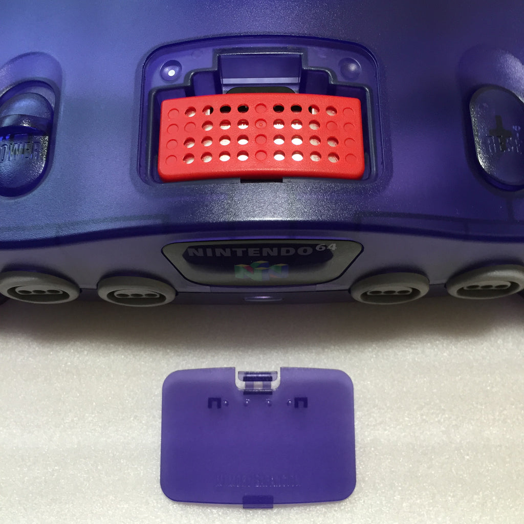 N64RGB Modded Nintendo 64 - compatible with JP and US games