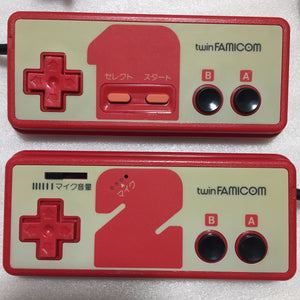 NESRGB Modded Twin Famicom set (AN-500R)