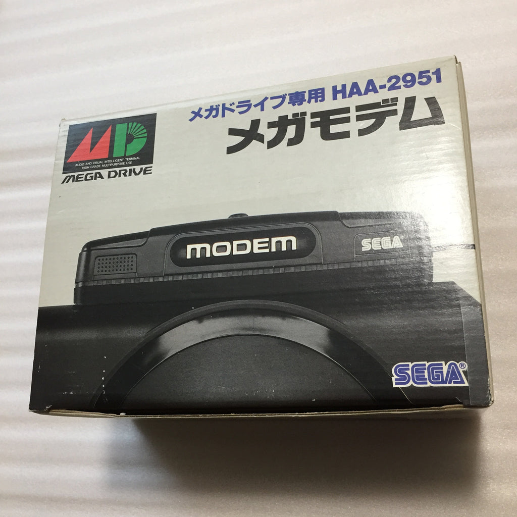Mega-Modem for Megadrive (untested)