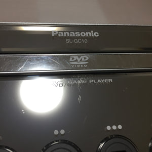 Panasonic Q System - with JP/US switch and S-Video cable