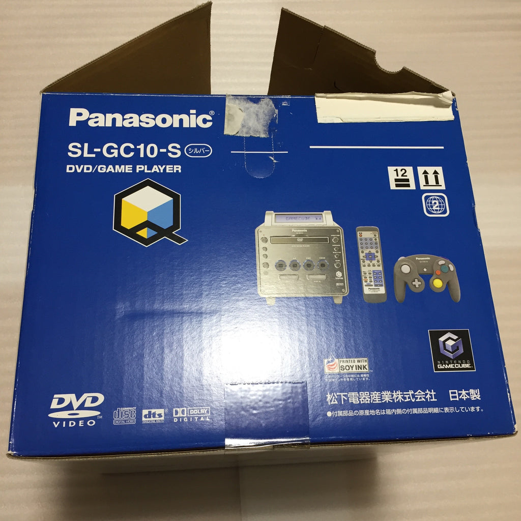 Panasonic Q System (with JP/US switch)