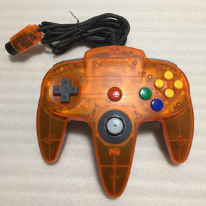 Daiei Hawks Nintendo 64 set with ULTRA HDMI kit and Hori Pad - compatible with JP and US games