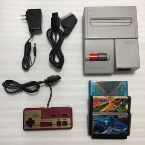 AV Famicom with NESRGB kit - Konami set