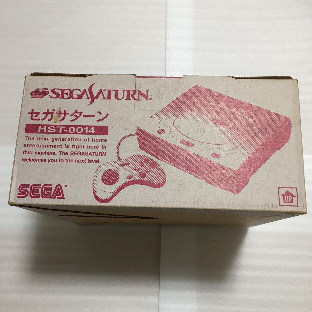 Boxed Sega Saturn - RGB Taito set