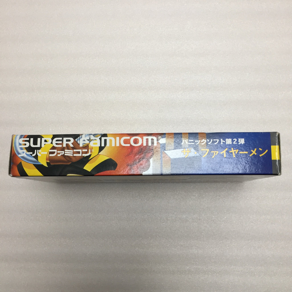 The Firemen - Super Famicom
