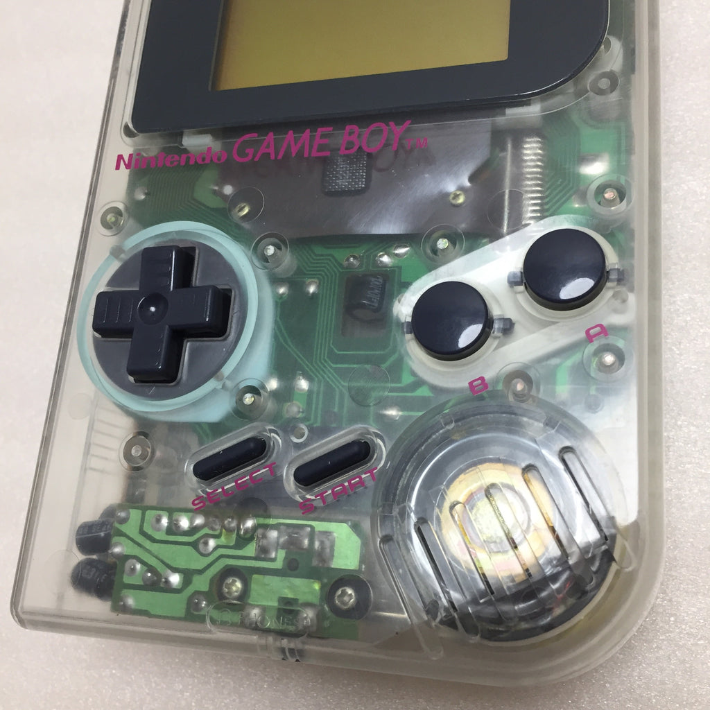 Game Boy (DMG) - Clear/Transparent