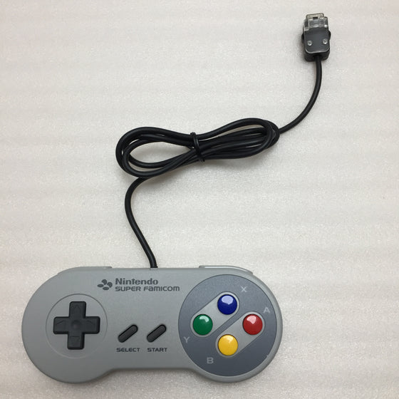 Super Famicom controller for Wii