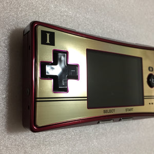 Boxed Game Boy Micro - Famicom edition