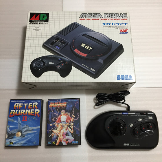 Boxed Megadrive set - Region free with RGB cable