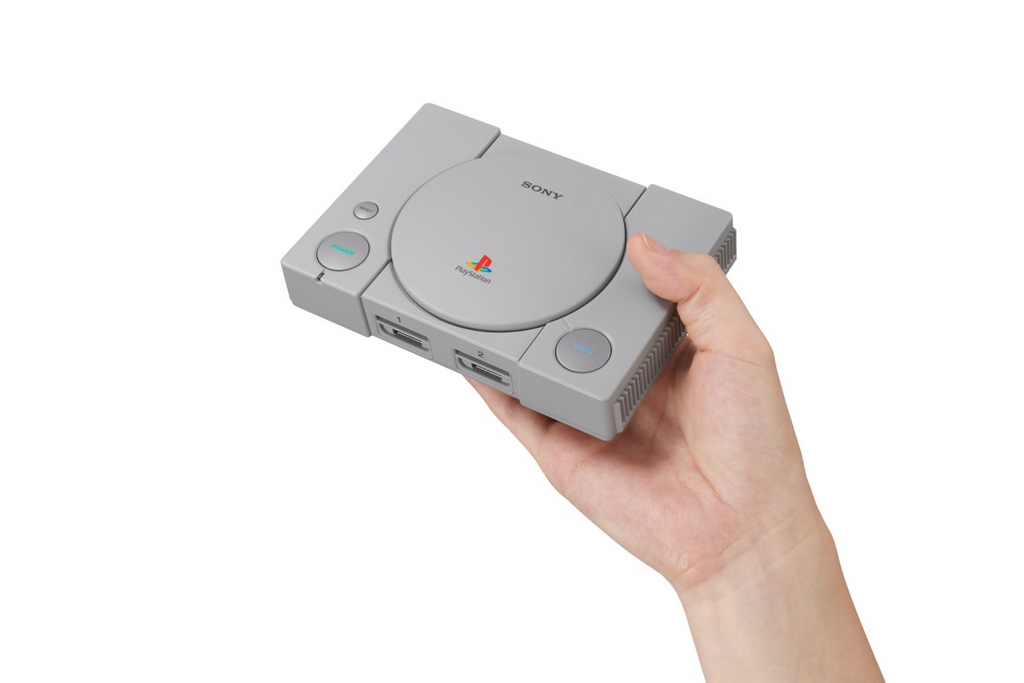 Playstation Classic - Japanese version