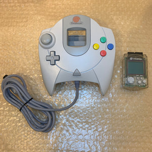 Clear Purple Dreamcast set with DCDigital (DCHDMI) kit - Region Free