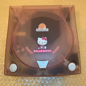 Hello Kitty Dreamcast set with DCDigital (DCHDMI) - Region Free