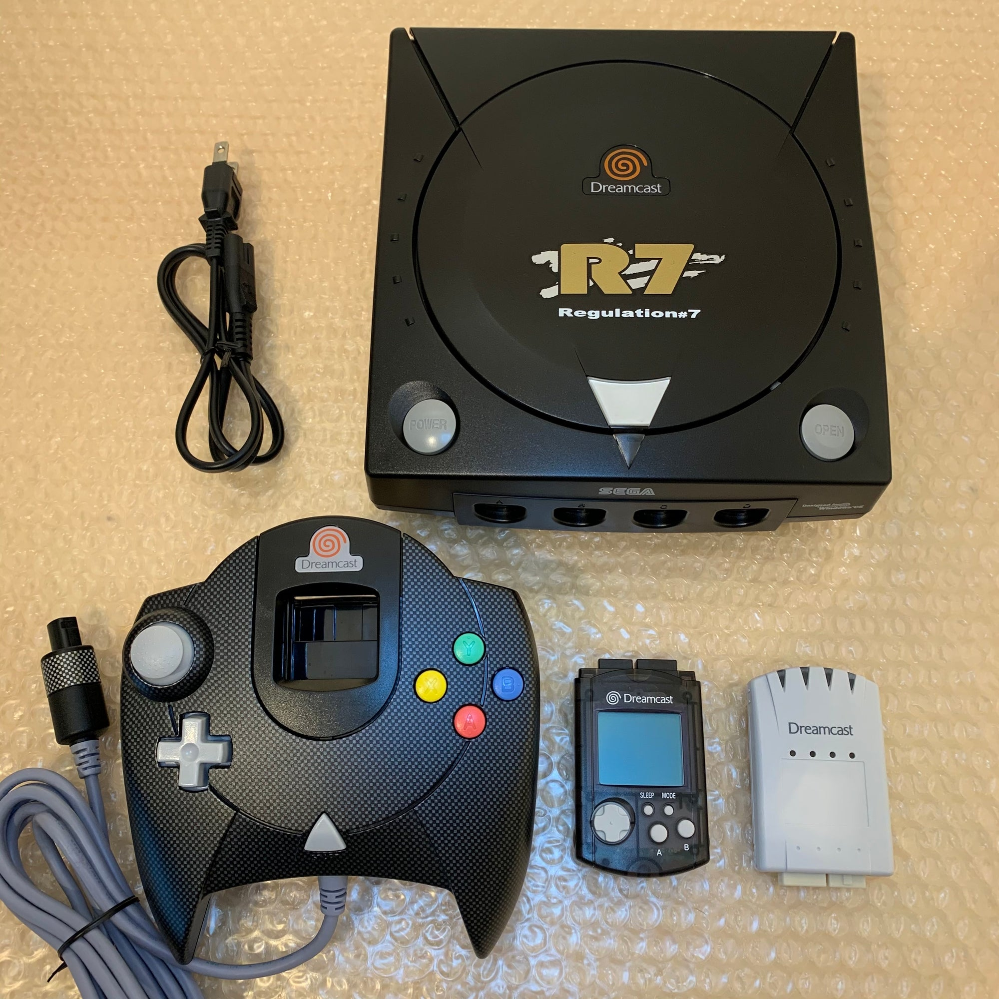 Dreamcast R7 set with DCDigital (DCHDMI) and GDEMU