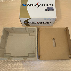 Skeleton Sega Saturn set - Region Free + FRAM Memory
