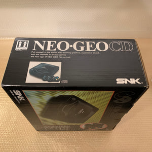 Boxed NeoGeo CD System with SD Loader + FRAM Memory