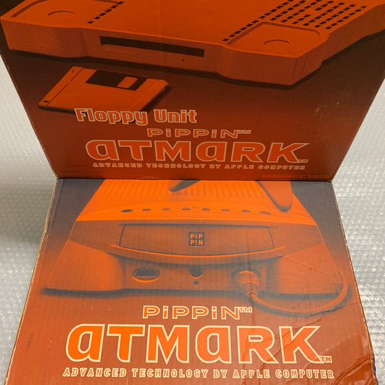 Pippin Atmark set with Floppy Unit