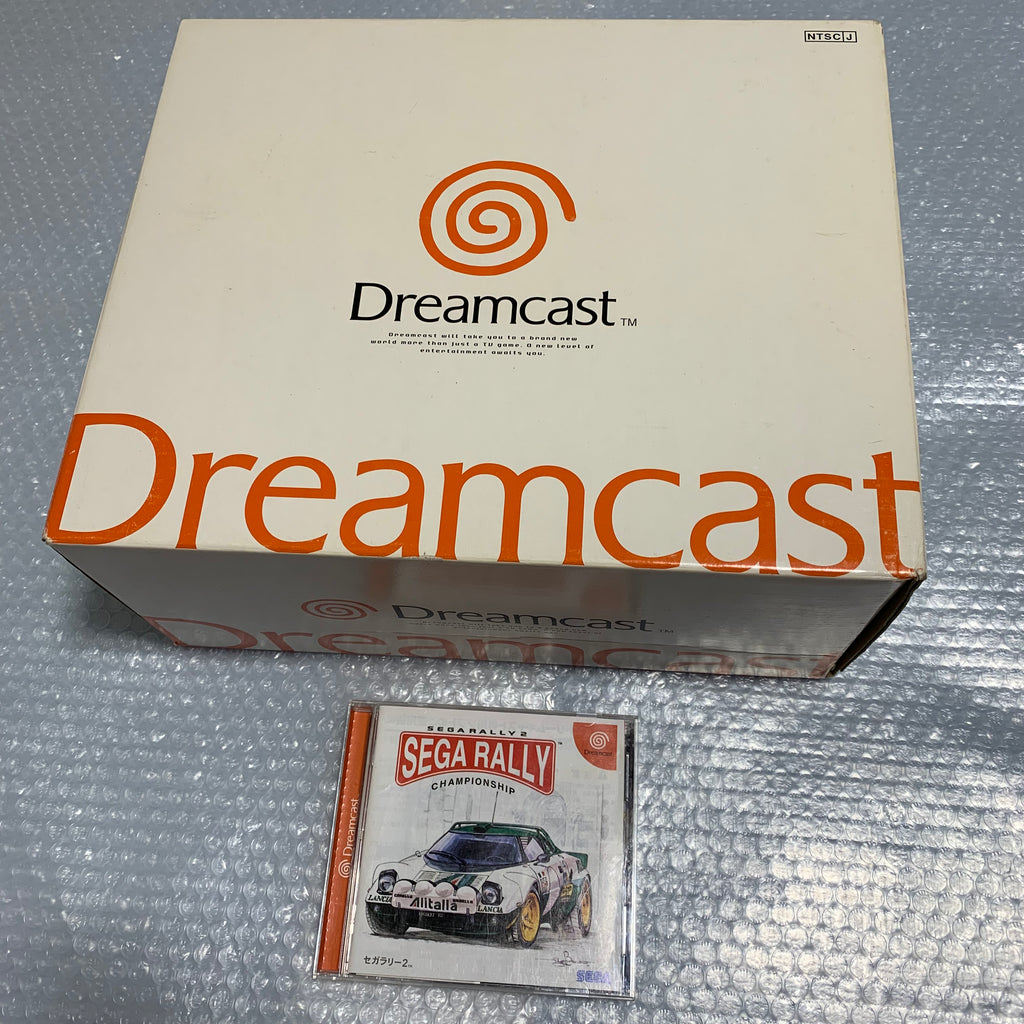 Dreamcast set in box with DCHDMI kit - Region Free
