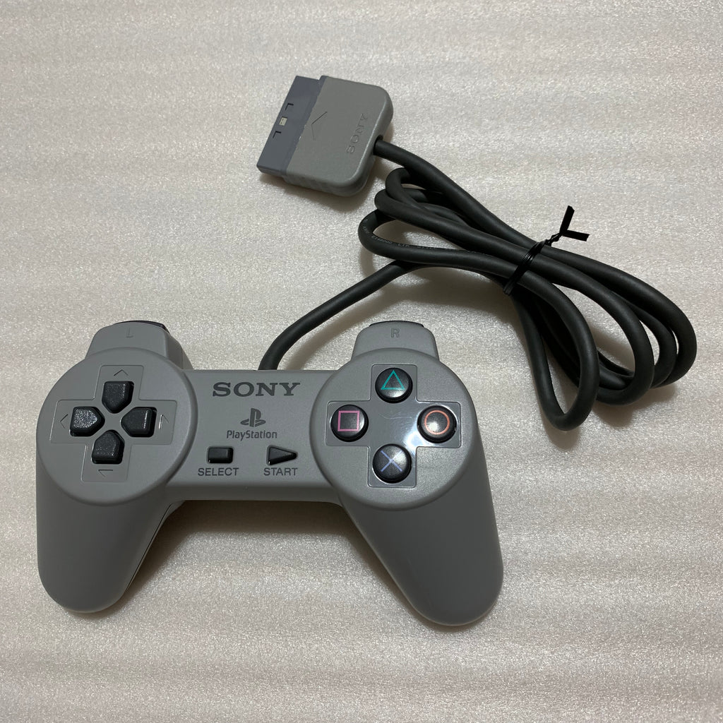 Boxed PS1 (SCPH-1000) set - Region free with RGB cable