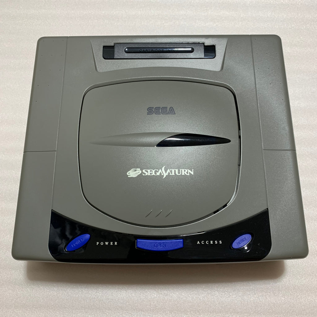 Boxed Sega Saturn - Region free with RGB cable
