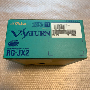 Boxed V-Saturn - Region free / FRAM memory with RGB cable
