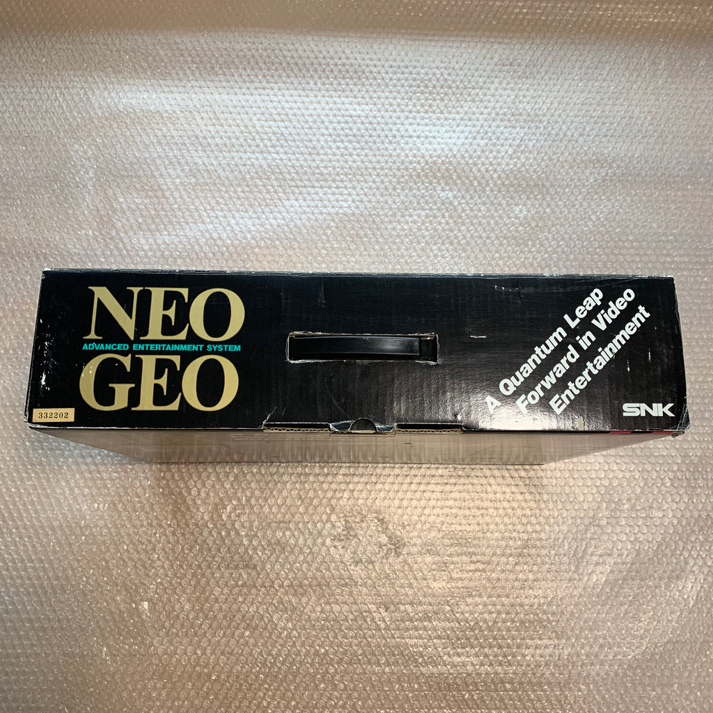 NeoGeo AES System in box - Universe bios / RGB fix