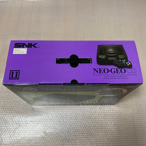 Boxed NeoGeo CD System + 2 games and RGB cable
