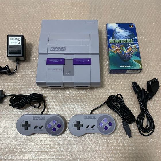 Super Nintendo (USA) system - RGB set