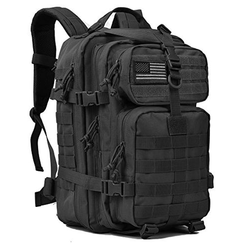 Picture of Rucksack 34L Military Tactical Assault Pack Backpack Army Waterproof Bug Out Bag Small Rucksack for Outdoor Hiking Camping Hunting